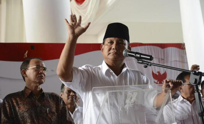 Semua Kader Gerindra Minta Prabowo Maju Capres 2024