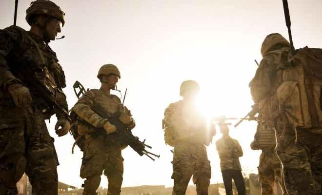 Tak Diketahui Senat dan Publik, Tentara AS Kuasai Separuh Benua Afrika