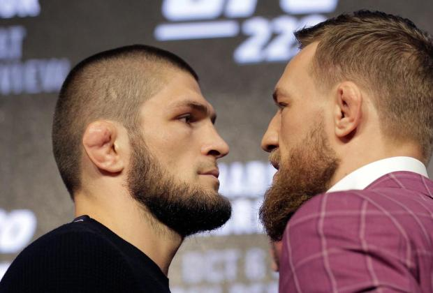 Ultimate Fighting Championship (UFC), Conor McGregor sempat mengejek Khabib Nurmagomedov