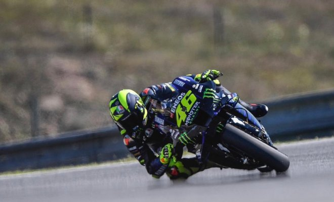 Valentino Rossi Beberkan Penyebab Kekalahannya di MotoGP Ceko 2020