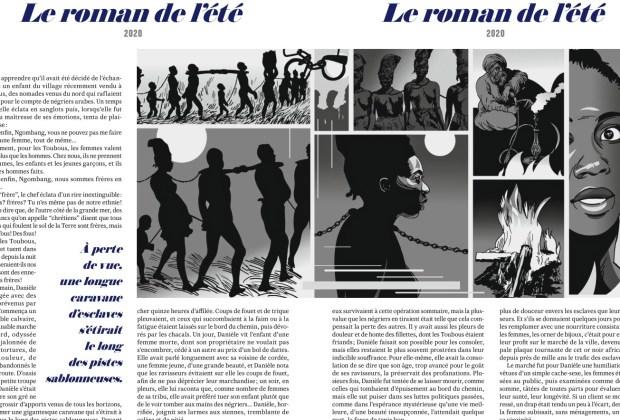 Gambarkan Parlemen Kulit Hitam sebagai Budak, Majalah di Prancis Banjir Kecaman