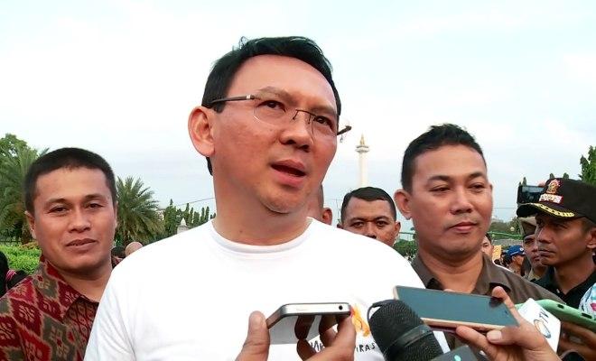 Kapok Jadi Gubernur DKI Jakarta, Ahok Akui Dirinya Ibarat Kuda