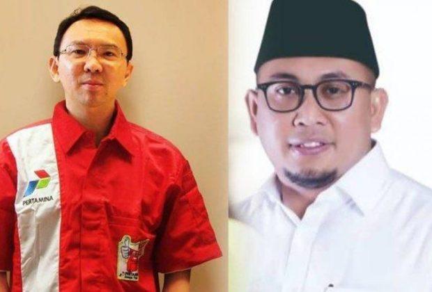 Andre Rosiade Desak Jokowi Copot Ahok yang Bikin Citra Pertamina Jadi Negatif di Mata Publik