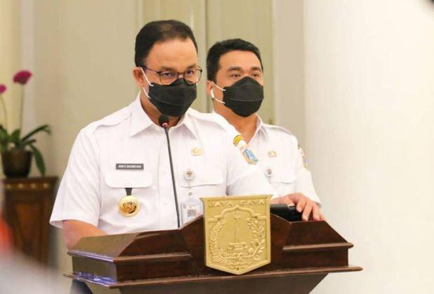 Tegas Putuskan PSBB Total DKI, Lagi-lagi Anies Baswedan 'Dikeroyok' Menteri Jokowi