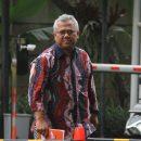Hasil Tes Swab Positif Corona, Ketua KPU 'Ditolak' Ikuti Rapat Tatap Muka Bersama Jokowi di Istana