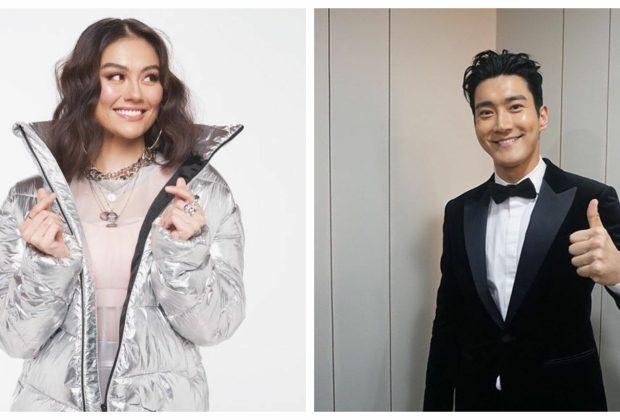 Berkat ITA, Agnez Mo Bisa Reuni dengan Choi Siwon Super Junior