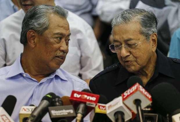 Gak Main-main, Rencana 'Kudeta' PM Malaysia Diungkap Sendiri oleh Mahathir Lewat Akun Twitternya