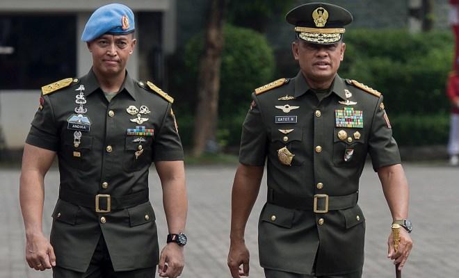 Jenderal Gatot Nurmantyo Beberkan Penyebab Dirinya Dicopot Jokowi dari Jabatan Panglima TNI