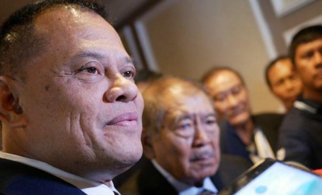 Tak Inginkan Jabatan Panglima TNI, Gatot Nurmantyo Minta Ketua DPR Robek Surat Penunjukan dari Jokowi