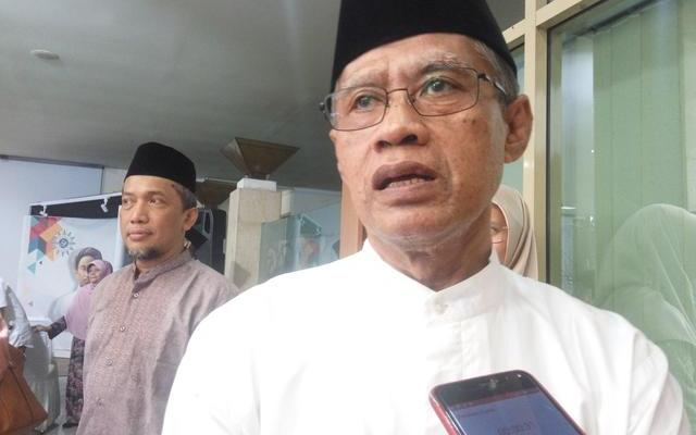 Usulan NU dan Muhammadiyah Tunda Pilkada Ditolak Jokowi, Begini Respons Haedar Nashir