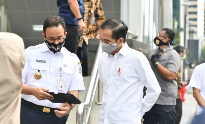 Anies Baswedan Sudah Dipanggil Jokowi Sebelum Umumkan PSBB Jilid 2, Artinya?