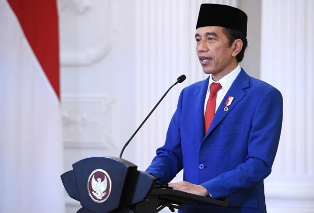 Tak Diduga, Pidato Perdana Jokowi di Sidang Umum PBB Senada Seirama dengan Erdogan