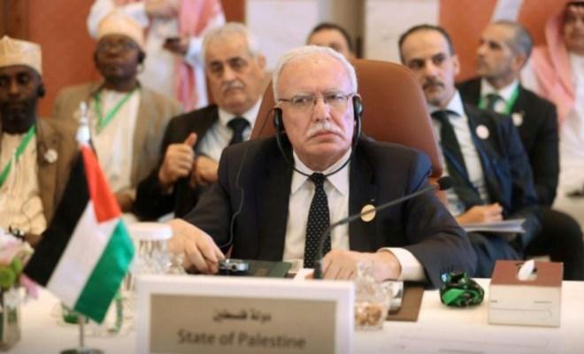 Kecewa Normalisasi Negara Arab dengan Israel, Palestina Keluar dari Liga Arab