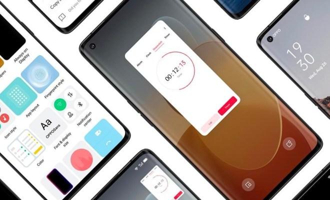 Keunggulan Oppo dengan Fitur ColorOS 11 Terbaru