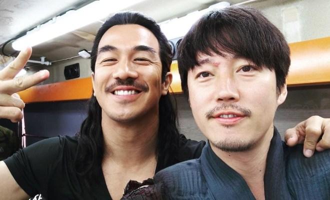 Main Film Bareng, Jang Hyuk Puji Kemampuan Bela Diri Joe Taslim