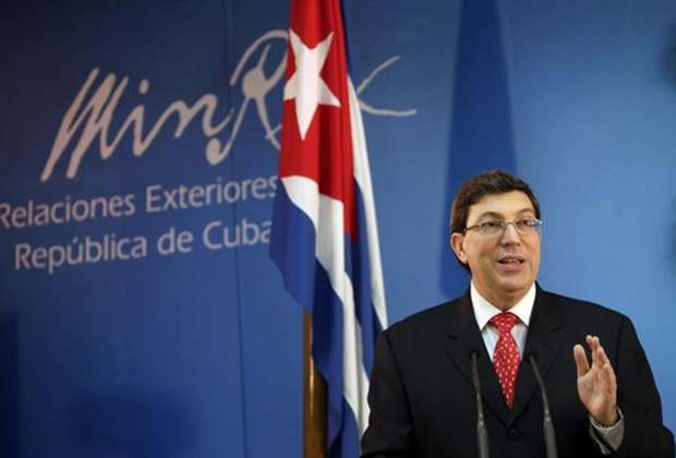 Menlu Kuba Dapuk AS sebagai Ancaman bagi Dunia Internasional