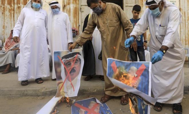 Oposisi Bahrain Tolak Keputusan Rezim Berkawan dengan Israel