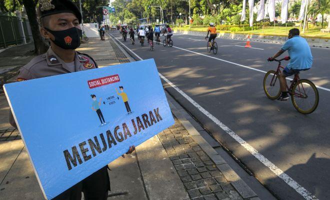 Sepekan Sudah Anies Terapkan PSBB Ketat di Jakarta, Kasus Covid Makin Naik atau Turun?