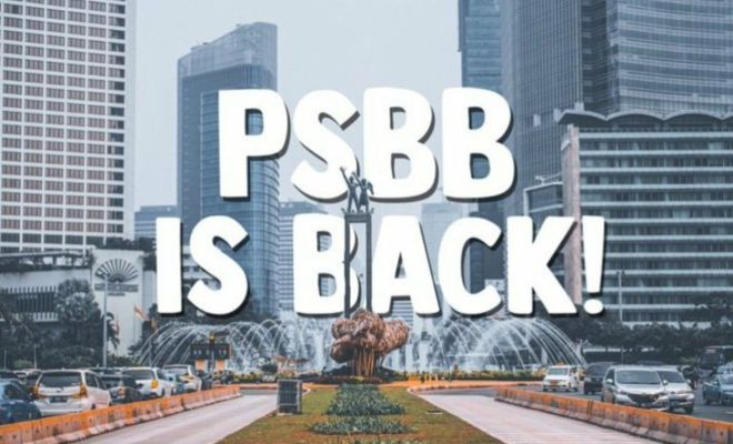 7 Hal yang Wajib Diketahui Soal Penerapan Kembali PSBB Total DKI Jakarta