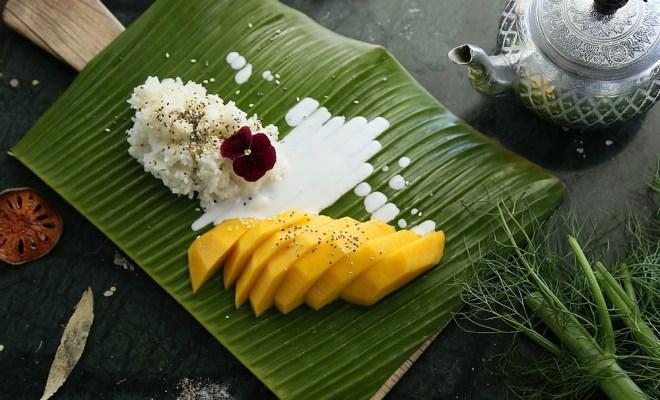 Resep Mango Sticky Rice, Camilan Manis ala Thailand