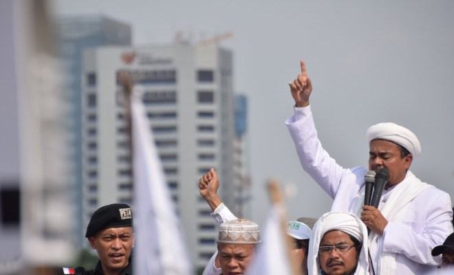 Saudi Tangkap Ulama Dicap Provokator, FPI Khawatirkan Nasib Habib Rizieq