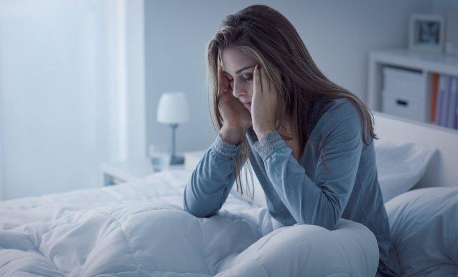 Susah Tidur Akibat Banyak Pikiran? Coba Atasi dengan Cara ini