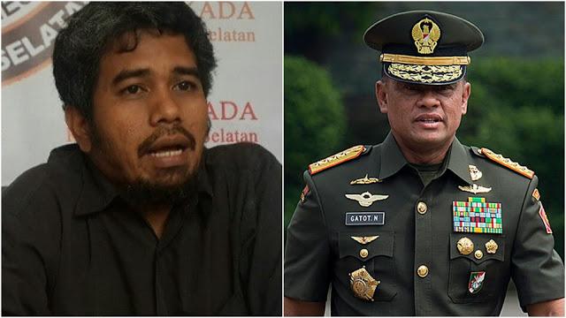 Tanpa Alasan Jelas, Politisi PKPI Tantang Gatot Nurmantyo Nyatakan secara Terbuka 'Gus Dur adalah PKI'