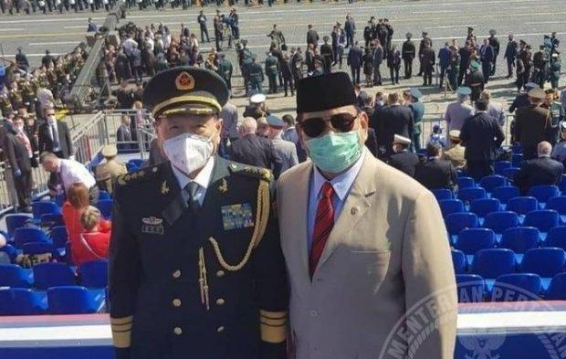 Respons Pertemuan Prabowo-Menhan China, AS Singgung Reputasi Buruk Beijing