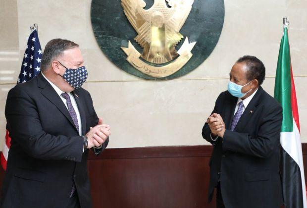 AS Janji Hapus Sudan dari Daftar 'Negara Sponsor Terorisme' dengan Syarat Harus Bayar 335 Juta Dolar
