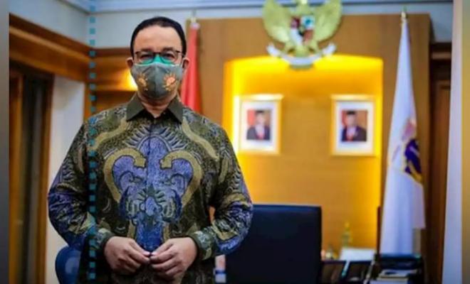 Bikin Aturan Stiker Khusus di Rumah OTG Covid-19, Anies Baswedan Panen Kritikan