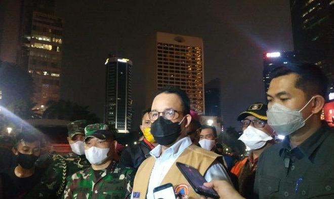 Terapkan PSBB Transisi Tahap II, Berikut 7 Aturan Baru dari Anies untuk Warga Jakarta