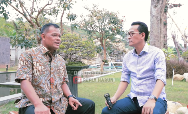 Dituding Berniat Lengserkan Jokowi, Gatot Nurmantyo Malah Ngaku Ingin Ketawa Saja