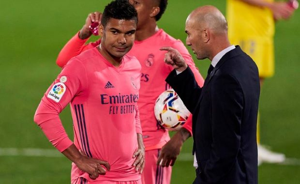 Jelang El Clasico Lawan Barcelona, Zidane Janji Benahi Kerusakan Real Madrid