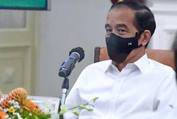 Jokowi: Gabungkan 3 Bank Syariah, Cara Pemerintah Bangunkan Raksasa Tidur