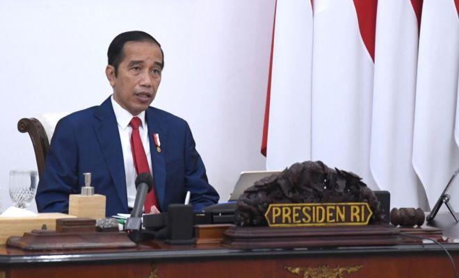 Tak Peduli Suara Rakyat, Jokowi: Tak Puas dengan Omnibus Law Silakan ke MK