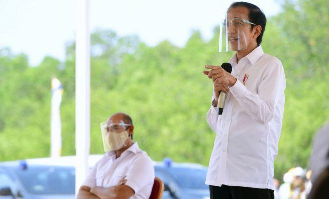 Soal Garam Nasional, Jokowi: Kita Tahu Masalahnya tapi Tak Pernah Cari Jalan Keluarnya