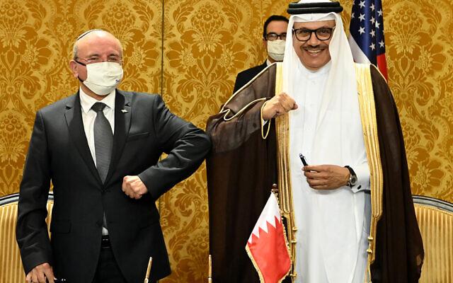 Kunjungan Delegasi Israel Tandai Hubungan Makin Mesra Rezim Zionis dengan Bahrain