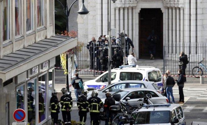 Lagi, 3 Orang Tewas dalam Serangan di Prancis