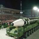 Langkah Pyongyang Pamerkan Rudal Balistik Terbarunya, Membuat Korea Selatan Khawatir