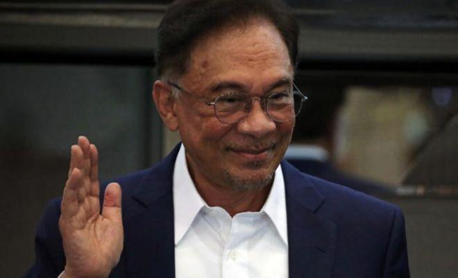 Malaysia Bergolak, Anwar Ibrahim Dapat Restu Ketemu Raja sebelum Ambil Alih Posisi Perdana Menteri