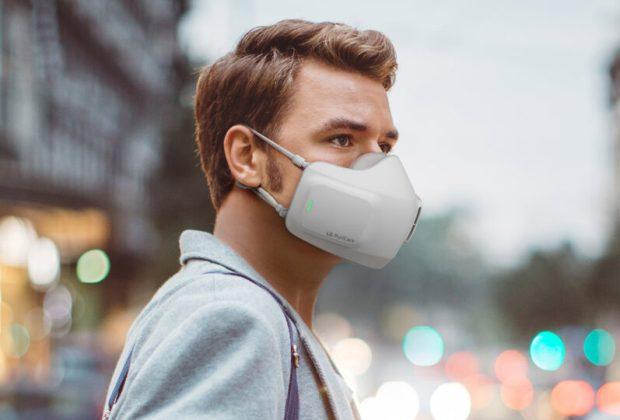 Masker LG 'Pemurni Udara' Segera Hadir di Indonesia