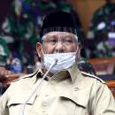 Dituding 'Melempem' Setelah Gabung Jokowi, Prabowo Jawab Begini