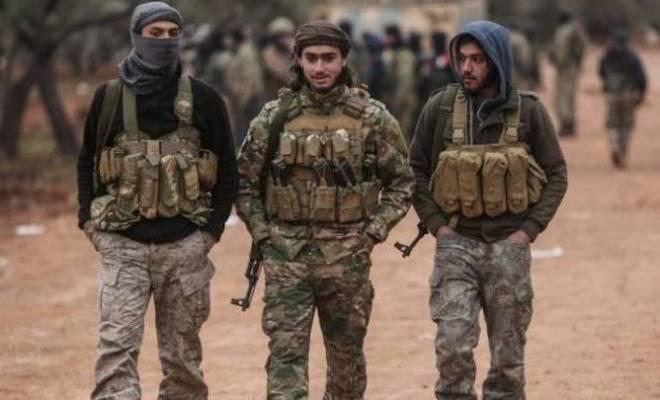 Ratusan Tentara Bayaran di Suriah Menuju Azerbaijan