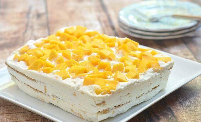 Resep Mangga Dessert Box, Ide untuk Jualan