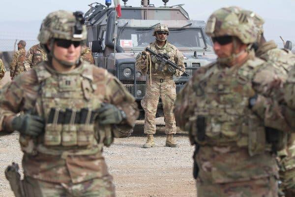 Trump: Pasukan AS Harus Pulang dari Afghanistan Sebelum Natal