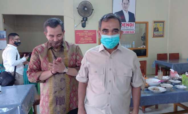 Sekjen Gerindra: Kepulangan HRS Salah Satu Syarat Prabowo Rekonsiliasi dengan Jokowi