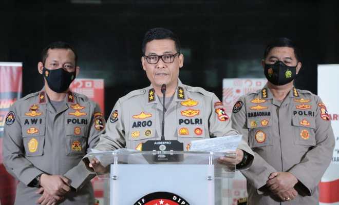 Dianggap Lakukan Kesalahan Fatal, Kapolda Metro Jaya dan Kapolda Jabar Dicopot Kapolri