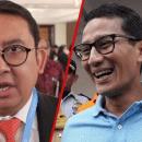 Sandiaga Uno dan Fadli Zon Paling Berpeluang Gantikan Edhy Prabowo jadi Menteri KKP