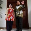 Megawati Minta Prabowo Belanja Banyak Kapal Perang