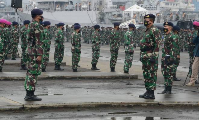 Laut China Selatan Memanas, TNI AL Bersiaga di Natuna